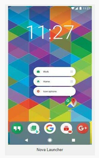 Nova Launcher Prime 6.2.6 Final Apk + Mod + Tesla Unread Final