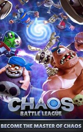 Chaos Battle League 2.3.5 Apk + Mod for android