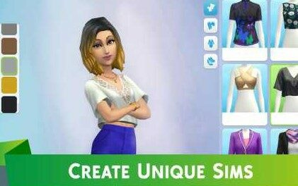 The Sims Mobile 17.0.2.78246 Apk + Mod Hacked Money for android