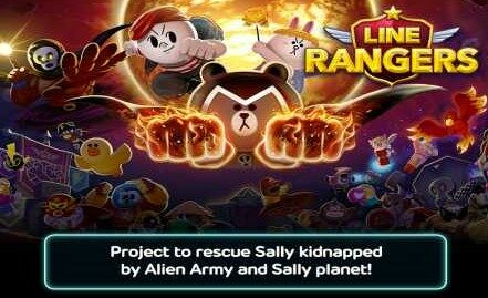 LINE Rangers 5.0.0 Apk for android