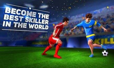 SkillTwins Football Game 2 1.0 Apk + Mod